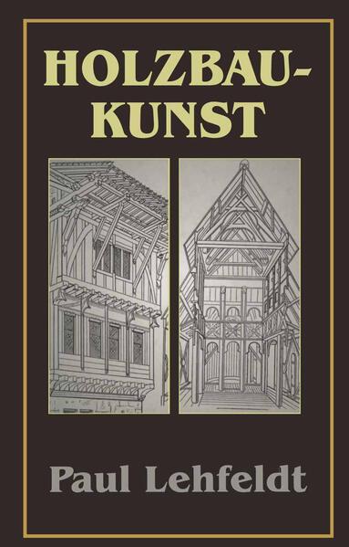 Die Holzbaukunst - Coverbild
