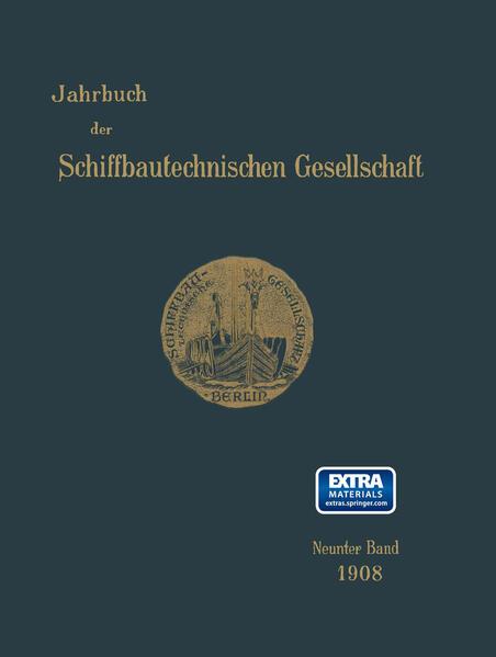 Jahrbuch der Schiffbautechnischen Gesellschaft - Coverbild