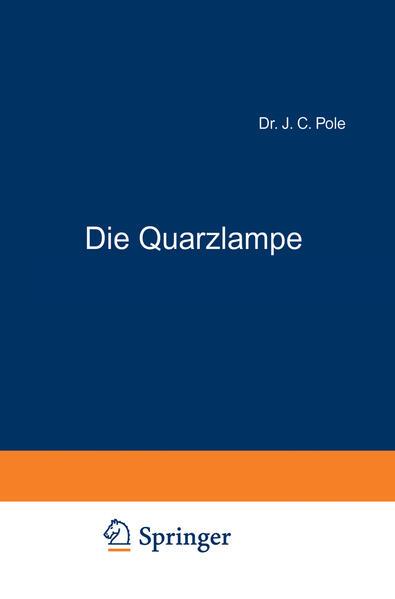 Die Quarzlampe - Coverbild