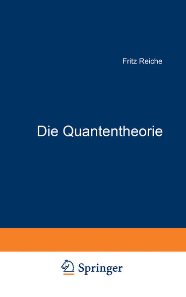 Die Quantentheorie - Coverbild