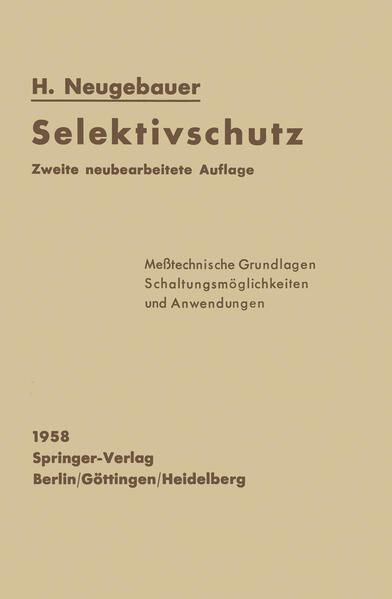 Selektivschutz - Coverbild