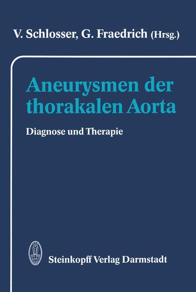 Aneurysmen der thorakalen Aorta - Coverbild