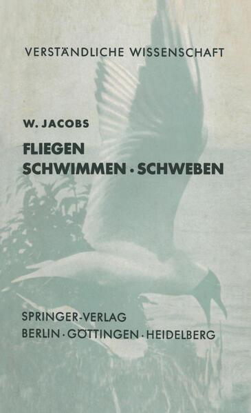 Fliegen · Schwimmen Schweben - Coverbild