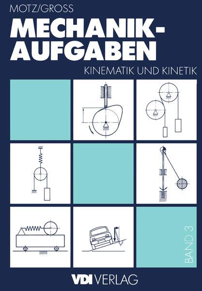 Mechanik-Aufgaben - Coverbild