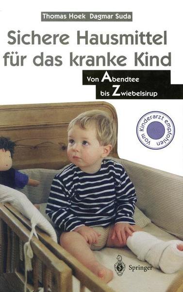 Sichere Hausmittel für das kranke Kind - Coverbild