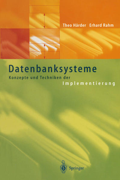 Datenbanksysteme - Coverbild
