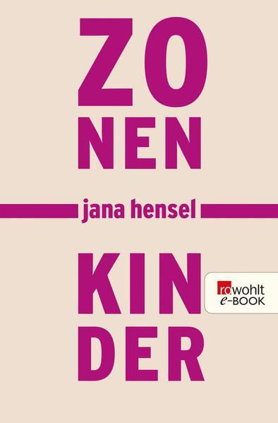 Zonenkinder - Coverbild