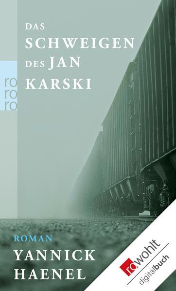 Das Schweigen des Jan Karski - Coverbild