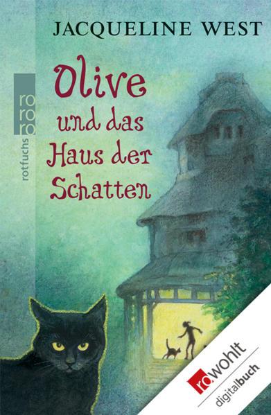 Olive und das Haus der Schatten - Coverbild