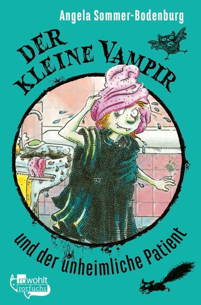 Der kleine Vampir und der unheimliche Patient - Coverbild