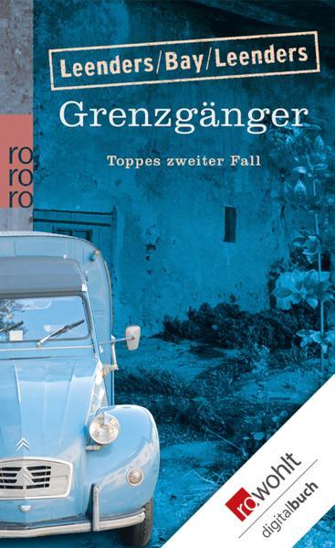 Grenzgänger - Coverbild