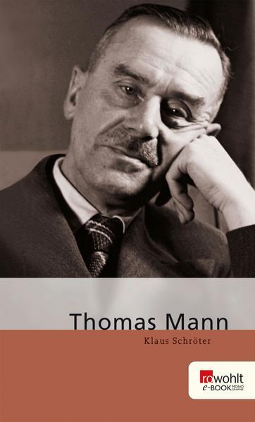 Thomas Mann - Coverbild