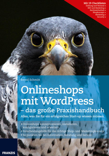 Onlineshops mit WordPress - Coverbild