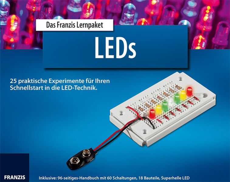 Lernpaket LEDs - Coverbild