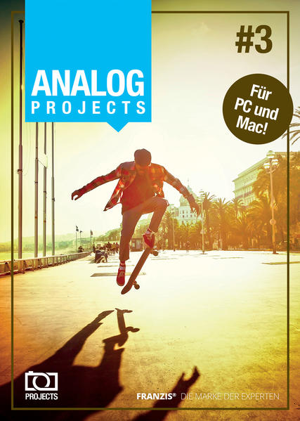 Analog projects 3 (Win & Mac) - Coverbild