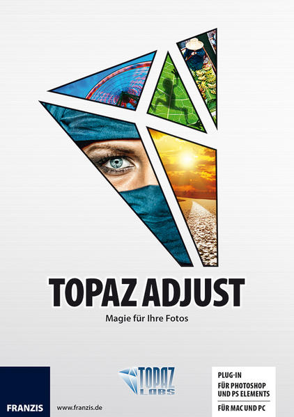 Topaz ADJUST - Coverbild