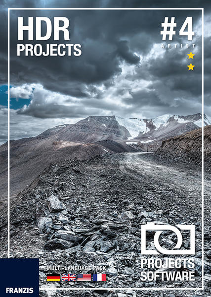 HDR projects #4 (Win & Mac) - Coverbild