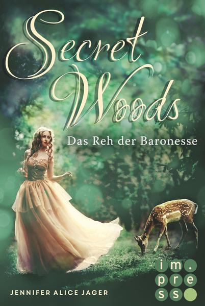 Secret Woods, Band 1: Das Reh der Baronesse - Coverbild