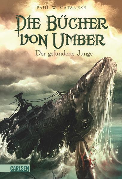 Die Bücher von Umber, Band 1: Der gefundene Junge - Coverbild