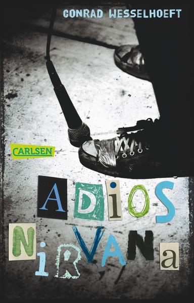 Adios, Nirvana - Coverbild