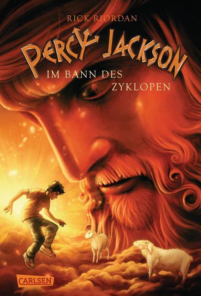 Percy Jackson, Band 2: Percy Jackson - Im Bann des Zyklopen - Coverbild
