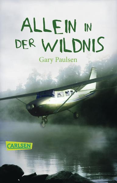 Allein in der Wildnis - Coverbild