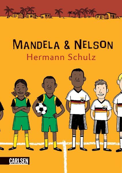 Mandela und Nelson - Coverbild