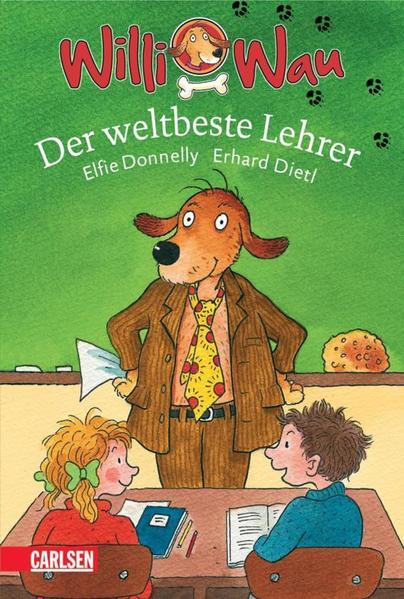 Willi Wau: Willi Wau - Der weltbeste Lehrer - Coverbild