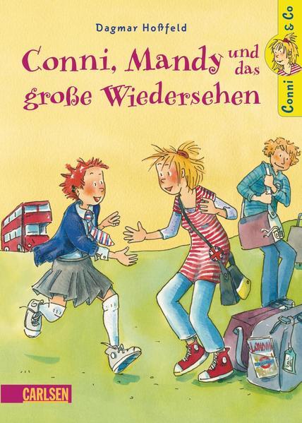 Conni & Co, Band 6: Conni, Mandy und das große Wiedersehen - Coverbild