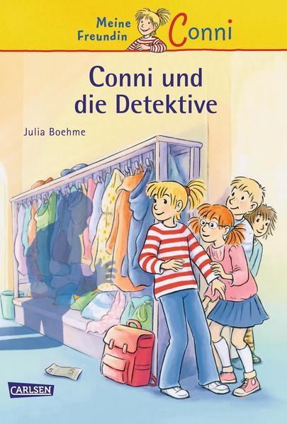 Conni-Erzählbände, Band 18: Conni und die Detektive - Coverbild