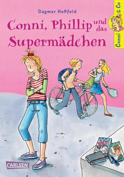 Conni & Co, Band 7: Conni, Phillip und das Supermädchen - Coverbild