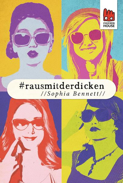 #rausmitderdicken - Coverbild