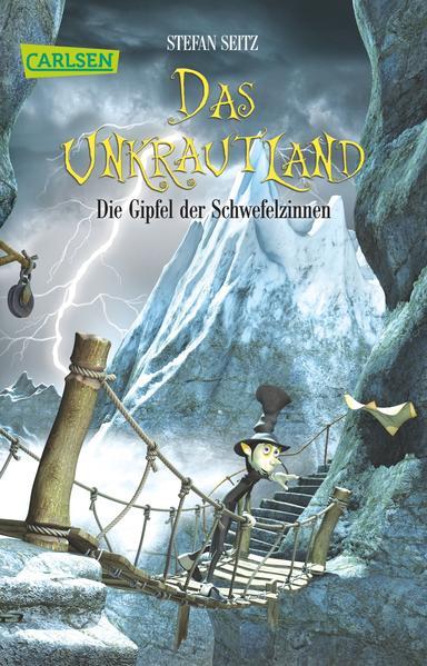 Das Unkrautland, Band 3: Die Gipfel der Schwefelzinnen - Coverbild