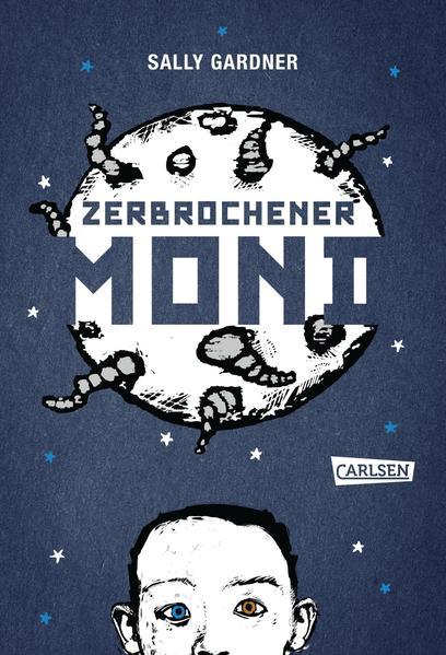Zerbrochener Mond - Coverbild
