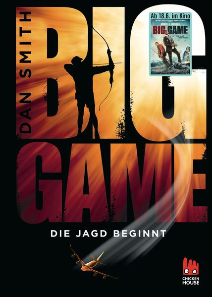 Big Game - Die Jagd beginnt - Coverbild