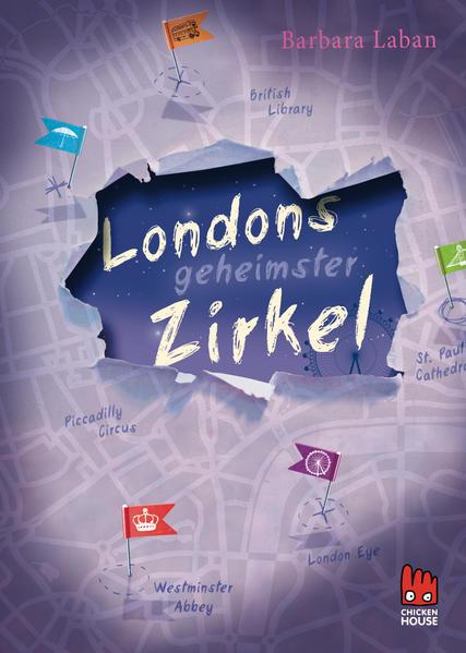 Londons geheimster Zirkel - Coverbild