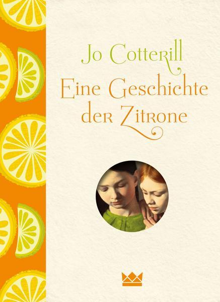 Eine Geschichte der Zitrone - Coverbild