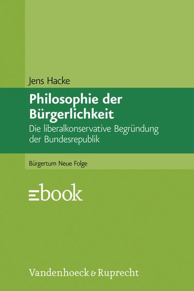 Herunterladen Philosophie der Bürgerlichkeit Epub