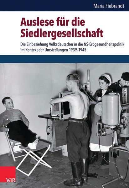 Auslese für die Siedlergesellschaft - Coverbild