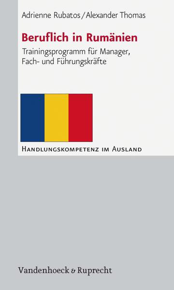 Beruflich in Rumänien - Coverbild
