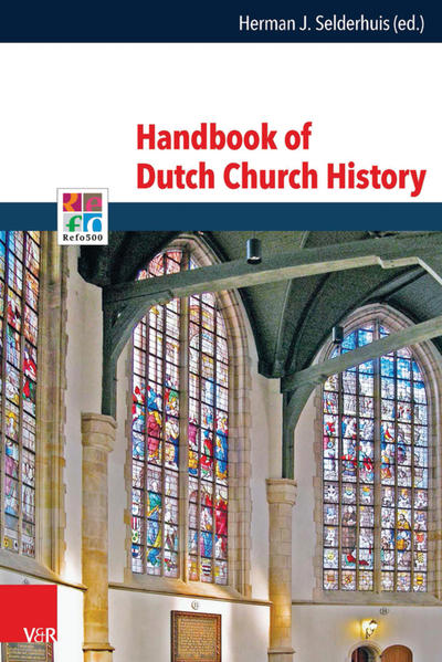 Handbook of Dutch Church History - Coverbild