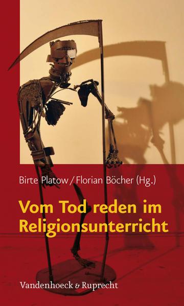 Vom Tod reden im Religionsunterricht - Coverbild
