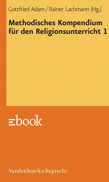 Methodisches Kompendium für den Religionsunterricht 1 - Coverbild