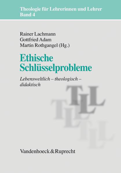 Ethische Schlüsselprobleme - Coverbild