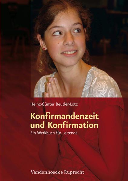 Konfirmandenzeit und Konfirmation - Coverbild