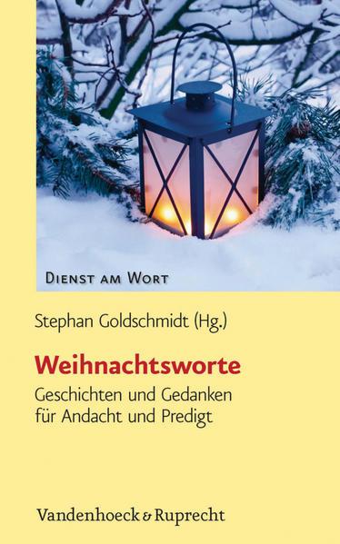 Weihnachtsworte - Coverbild