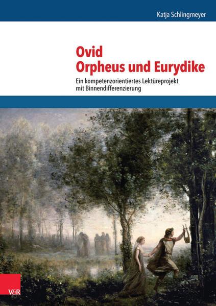 Ovid, Orpheus und Eurydike - Coverbild