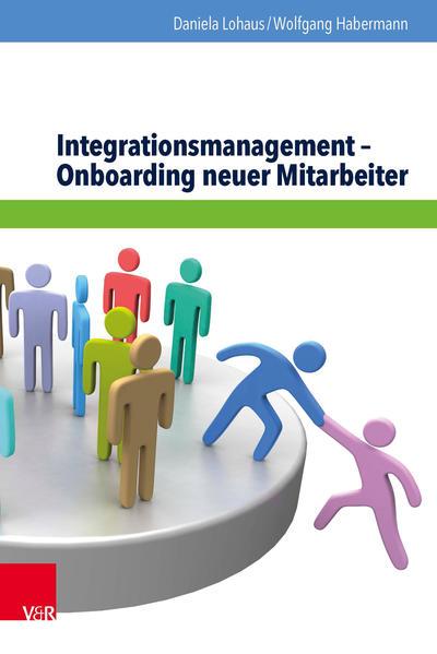Integrationsmanagement – Onboarding neuer Mitarbeiter - Coverbild