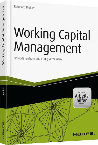 Working Capital Management - inkl. Arbeitshilfen online - Coverbild