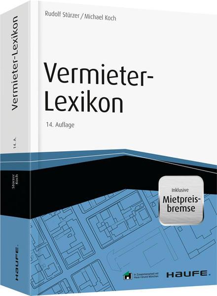 Kostenloser Download Vermieter-Lexikon - mit Arbeitshilfen online PDF